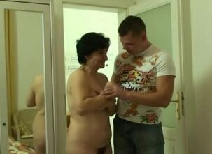 Hairy russian matures